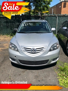 2006 Mazda MAZDA3 for sale in Newark, NJ