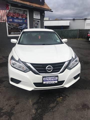 2016 Nissan Altima for sale in Newark, NJ