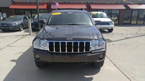 2005 Jeep Grand Cherokee for sale in Fort Wayne IN