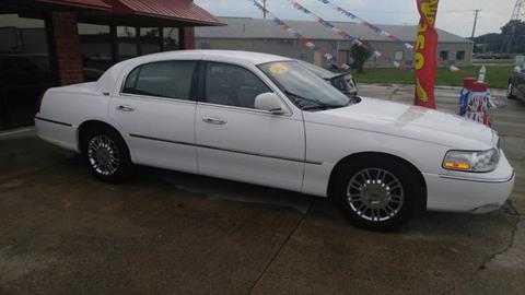 2008 Lincoln Town Car for sale in Fort Wayne IN