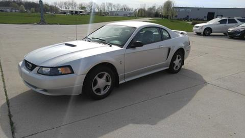 2002 Ford Mustang for sale in Fort Wayne IN