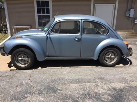1973 Volkswagen Super Beetle for sale in Tulsa, OK