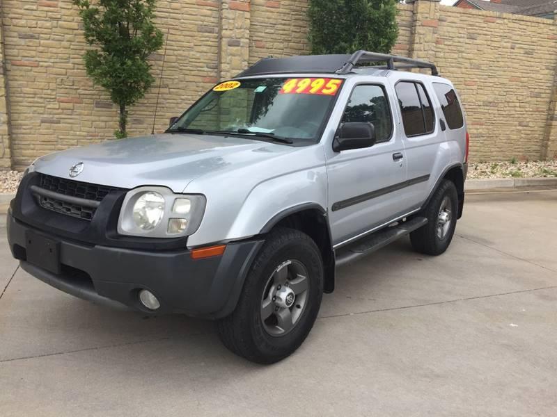 2002 Nissan Xterra For Sale At ESTATE AUTOS In Tulsa OK