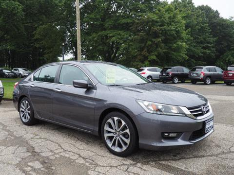 2014 Honda Accord for sale in Budd Lake, NJ