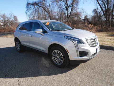 2017 Cadillac XT5 Luxury for sale at Callaremi Cadillac Buick GMC in Budd Lake NJ