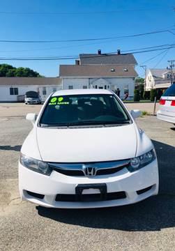 2009 Honda Civic for sale in Cumberland, RI