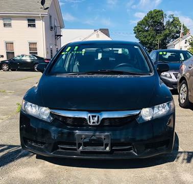 2011 Honda Civic for sale in Cumberland, RI