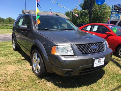 2006 Ford Freestyle for sale at US 30 Motors in Merrillville IN