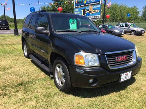 2002 GMC Envoy for sale at US 30 Motors in Merrillville IN