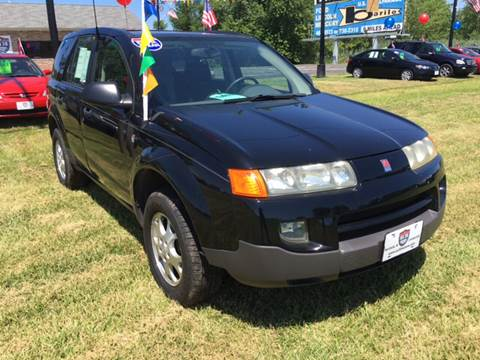 2003 Saturn Vue for sale at US 30 Motors in Merrillville IN