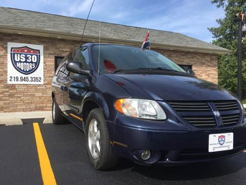 2006 Dodge Grand Caravan for sale at US 30 Motors in Merrillville IN