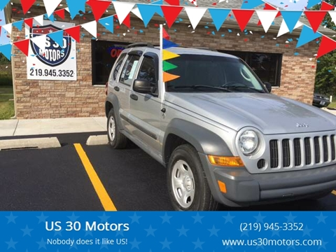 2006 Jeep Liberty for sale in Merrillville, IN