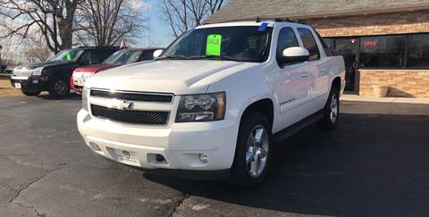 2007 Chevrolet Avalanche for sale at US 30 Motors in Merrillville IN