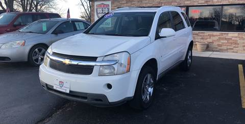 2009 Chevrolet Equinox for sale at US 30 Motors in Merrillville IN