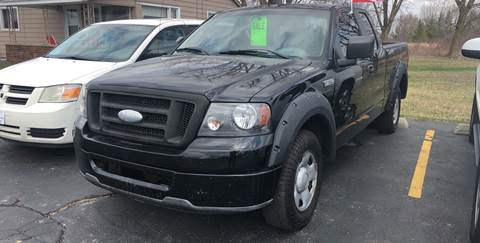 2007 Ford F-150 for sale at US 30 Motors in Merrillville IN