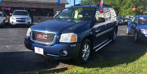 2005 GMC Envoy XL for sale at US 30 Motors in Merrillville IN