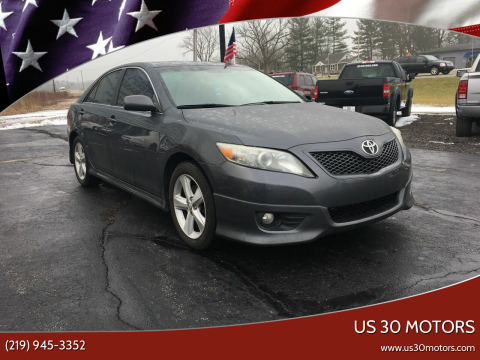 2010 Toyota Camry for sale at US 30 Motors in Merrillville IN