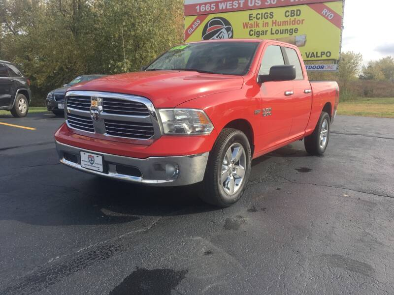 2014 RAM Ram Pickup 1500 for sale at US 30 Motors in Merrillville IN