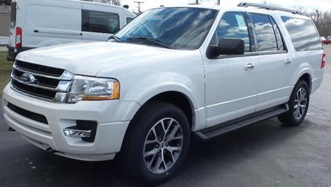 2017 Ford Expedition EL for sale in Brookville IN