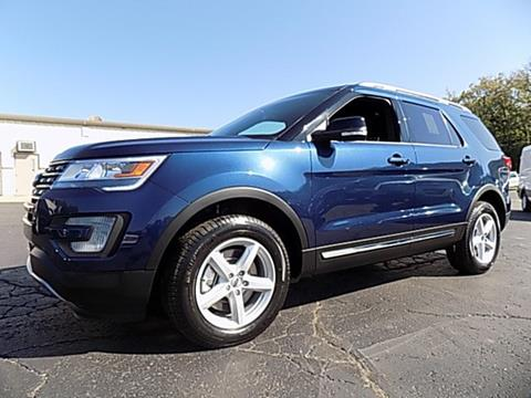 2017 Ford Explorer for sale in Brookville, IN