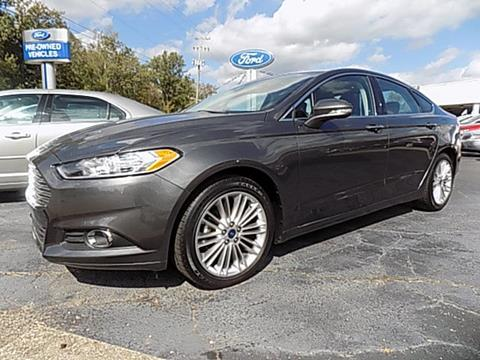 2016 Ford Fusion for sale in Brookville IN