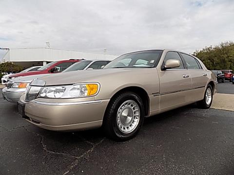1998 Lincoln Town Car for sale in Brookville IN