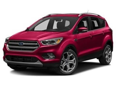 2018 Ford Escape for sale in Brookville, IN