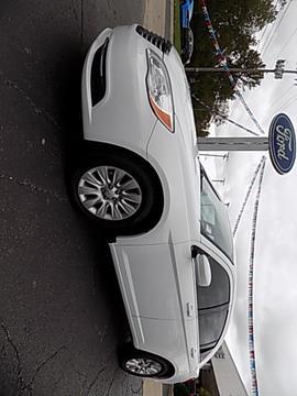 2012 Chrysler 200 for sale in Brookville IN
