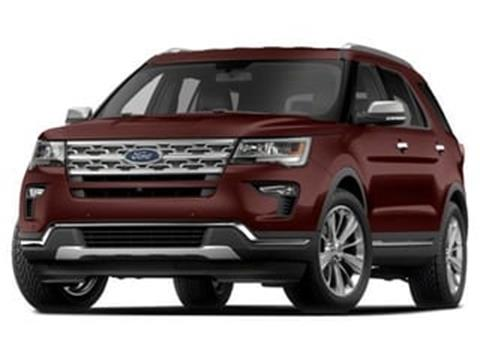 2018 Ford Explorer for sale in Brookville IN