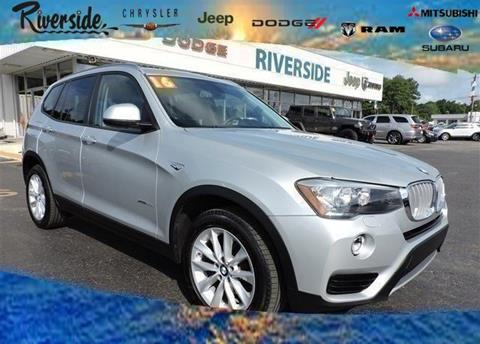 2016 BMW X3 for sale in New Bern, NC