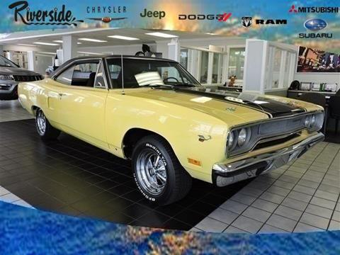 1970 Plymouth Roadrunner for sale in New Bern, NC