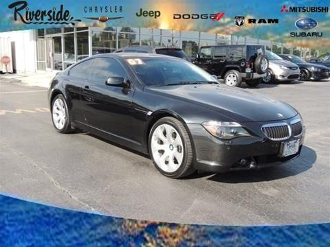 2007 BMW 6 Series for sale in New Bern, NC