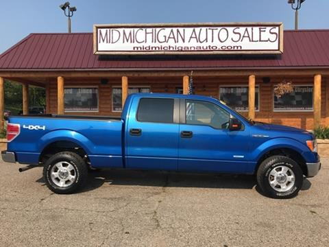 2014 Ford F-150 for sale in Clare, MI