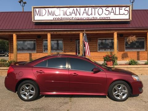 2010 Pontiac G6 for sale in Clare, MI