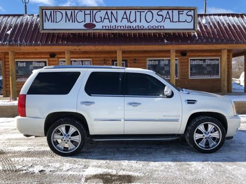 2007 Cadillac Escalade for sale in Clare, MI