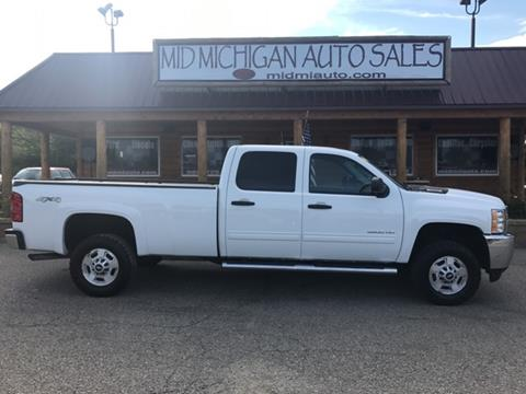 2014 Chevrolet Silverado 2500HD for sale in Clare, MI