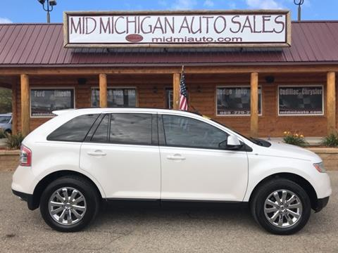 2010 Ford Edge for sale in Clare, MI