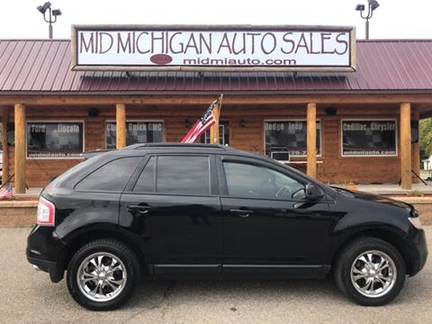 2009 Ford Edge for sale in Clare, MI