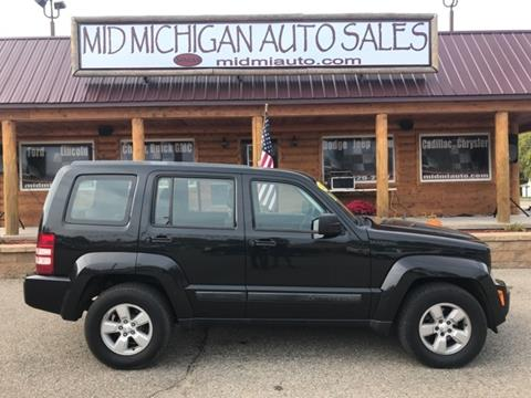2012 Jeep Liberty for sale in Clare, MI
