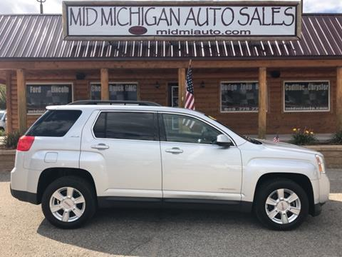 2012 GMC Terrain for sale in Clare, MI