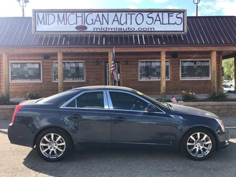 2009 Cadillac CTS for sale in Clare, MI