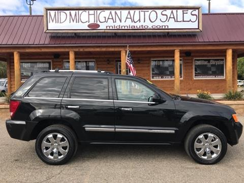 2010 Jeep Grand Cherokee for sale in Clare, MI