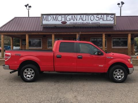 2011 Ford F-150 for sale in Clare, MI