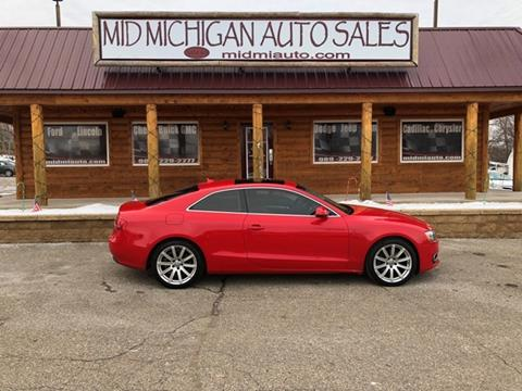 Audi a5 for sale in michigan for Thompson motors lapeer mi