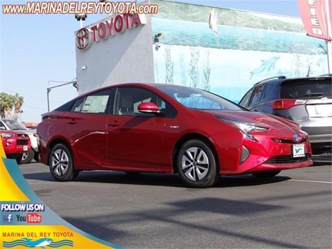 2017 Toyota Prius for sale in Marina Del Rey, CA