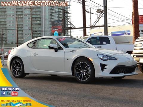 2017 Toyota 86 for sale in Marina Del Rey, CA