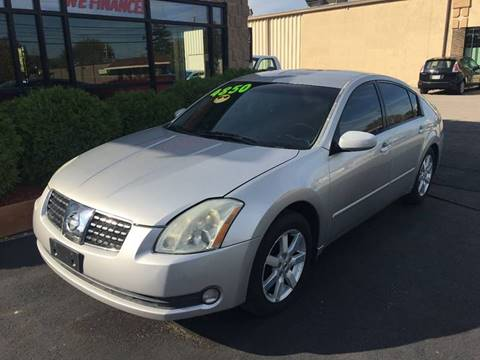 2005 Nissan Maxima for sale in Racine, WI