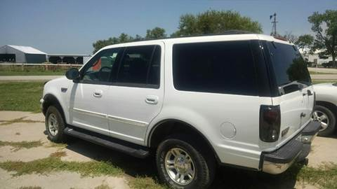 2002 Ford Expedition for sale in Sterling, NE