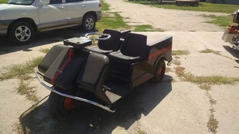 1965 Harley-Davidson golf cart for sale in Sterling, NE