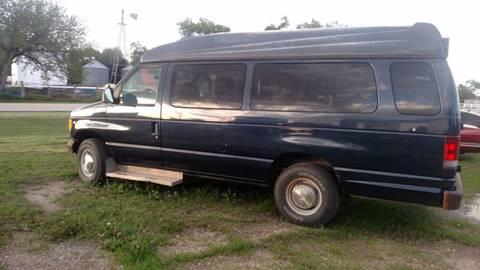 Ford E-Series Wagon For Sale in Sterling, NE - Hunt's Auto